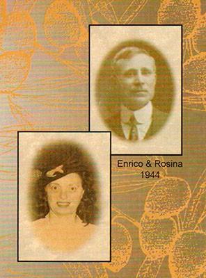 Portraits of Enrico and Rosina Formella, 1944