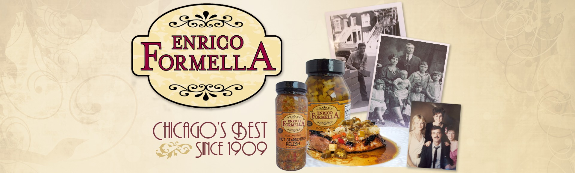 Enrico Formella: Chicago's Best since 1909